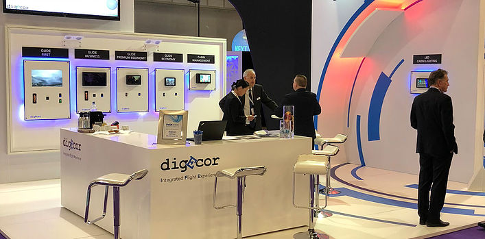 digEcor unveils new easy to install power now certified for A320 and B737